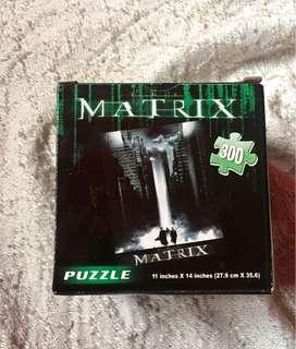 The Matrix Jigsaw Puzzle