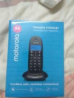 Motorola Dect Phone C1001LB+