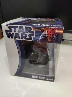 Star Wars 星戰 Darth Vader 4-port USB Hub