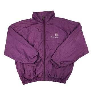 Sergio Tacchini // Purple Jacket / Small