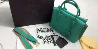 MCM Mint Tote