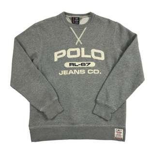 Ralph Lauren // Vintage RL67 PJC Pullover / Small
