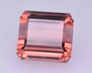 Pink Tourmaline  3.40 ct Natural
