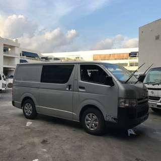 Lease/Rent Commercial Vehicles