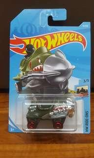 Hot Wheels bazoomka treasure hunt