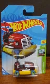Hot Wheels Bump Around Treasure Hunt
