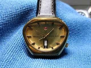 古董雷達錶70年年