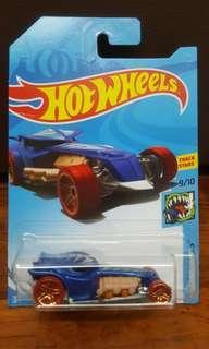 Hot Wheels Ratical Racer treasure hunt
