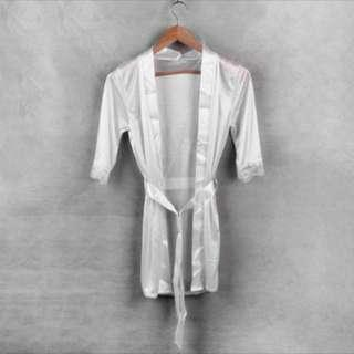 Satin night gown #post1111