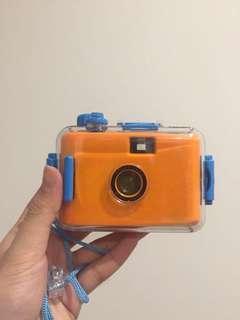 Underwater film camera 28mm lens