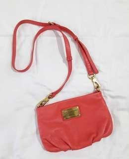 Authentic MARC BY MARC JACOBS classic Q percy bag.