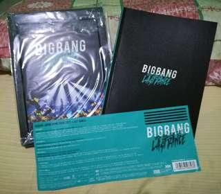 BIGBANG LAST DANCE DOME TOUR DELUXE EDITION