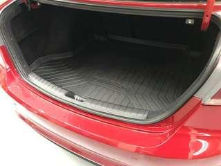 Hyundai Elantra waterproof Boot Tray
