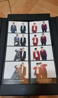 BTS Official 4th Term ARMY Photocard