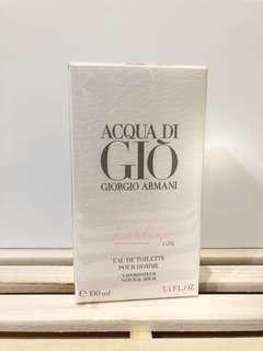 Authentic Acqua di Gio Eau de toilette 100ml perfume
