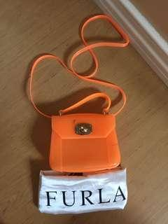 Authentic Preloved Furla Candy Slingbag