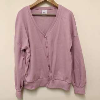 🚚 Mercci 22粉紅色外套