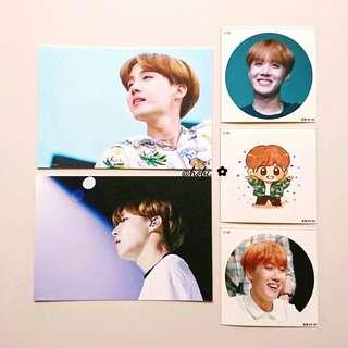🌈 jhope fansite commonhope photosets & circle stickers