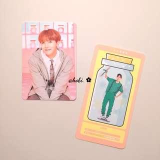 🌈 jhope 4th muster official photocards