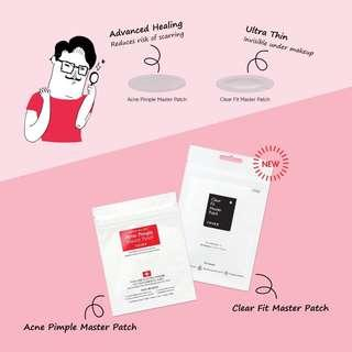 🚚 [COSRX] Acne Pimple Master Patch / Clear Fit Master Patch