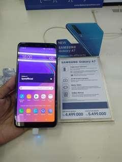 Samsung Galaxy A7 2018 4/64 Bunga Bisa 0%