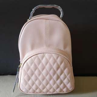 Call It Spring Zeieca Pink Backpack