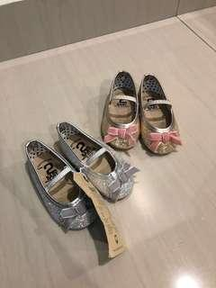 Girl Shoe Cotton-On (2 pairs)