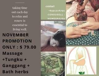 Traditional Malay Massage and Treatment