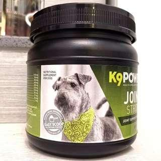 全新美國K9-Power 寵物保健強效關節粉 Brand New USA K9-Power Pet Health Joint Powder