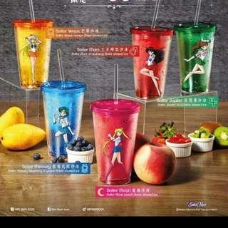 (徵) DIM SUM ICON点心代表  Sailor Moon 美少女戰士 吉杯