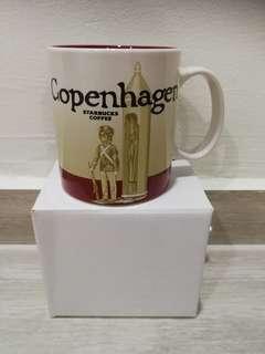 Starbucks Mug Copenhagen