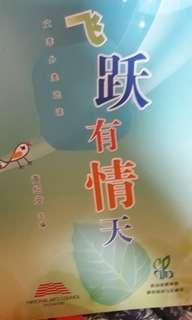 飞跃有情天 Chinese book