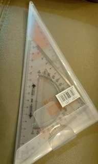 Geometric rulers