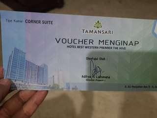 SALE VOUCHER CONDOTEL BEST WESTERN PREMIER THE HIVE (Cawang-Jakarta)