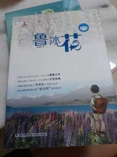 鲁冰花 chinese book