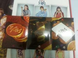 WTS Twice yes or yes pre-order photocard