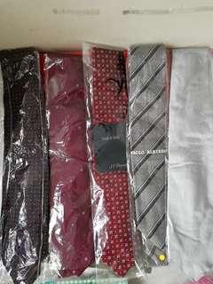 #MenXmasGift New 100% Silk Ties, Italy made