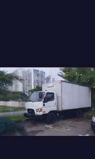 14ft lorry for rent