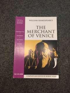 The Merchant of Venice - Total Study Edition