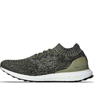 Adidas Ultraboost Uncaged Trace Cargo Grey Olive Green