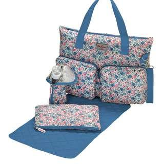 Brand New 100% Authentic Original Cath Kidston MEWS DITSY EVERYDAY CHANGING BAG Diaper Bag (w Receipt) - Quality Guaranteed! [Not jujube, skip hop, Anello]