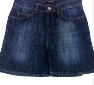 Zara Women Denim Skirt