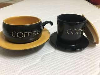 🚚 越南購買咖啡杯具組