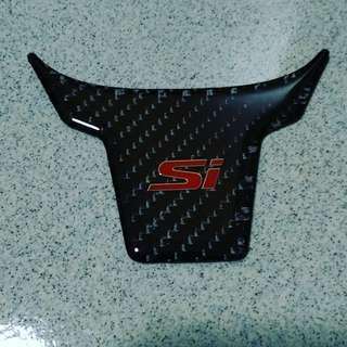 5D Carbon Fibre Steering Trim for Civic FC / Civic X / 10th Gen Civic