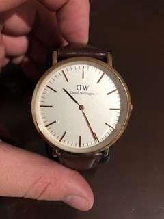 🚚 DW手錶 簡單好搭