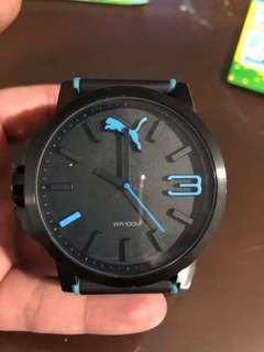 🚚 PUMA手錶 膠帶
