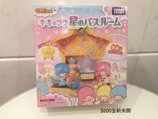 Little Twin Stars 玩具屋全新