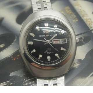 ORIENT AAA DELUXE DXD RACER AUTOMATIC WATCH