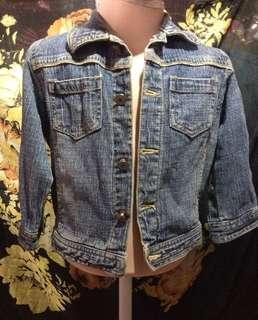 Jaket Jeans Anak #momjualan #jualanibu