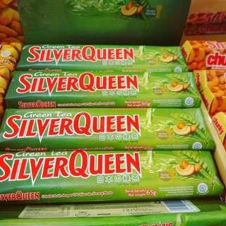 Silverqueen greentea